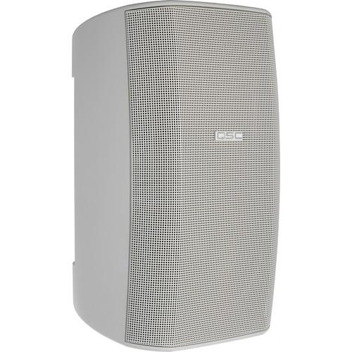"QSC ADS82 8"" 2-Way Loudspeaker (White)"