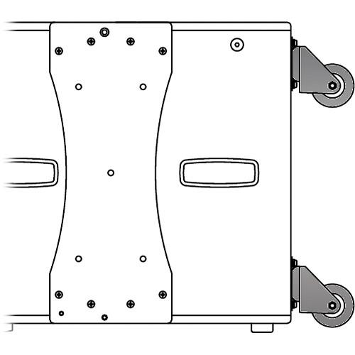 QSC KLA181 Caster Kit