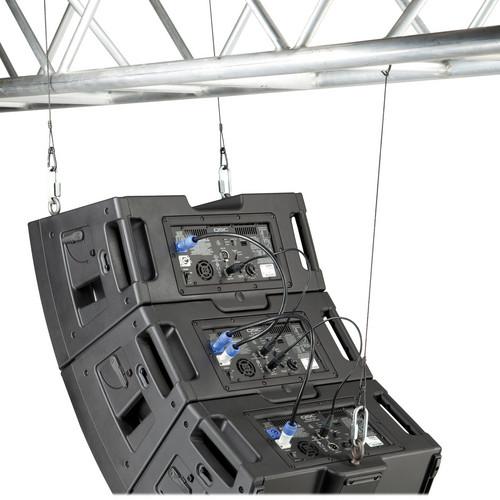 QSC KLA181 M10 Steel Eyebolt Kit for KLA181