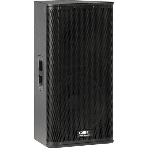 """QSC KW152 1000W 15"""" Active 2-Way Loudspeaker"""