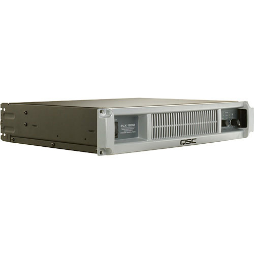 QSC PLX-1802 Rackmount Stereo Power Amplifier (330W/Channel @ 8 Ohms)