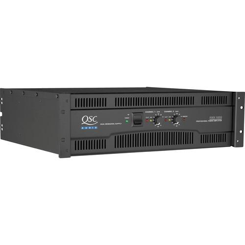 QSC RMX-5050 2-Channel Power Amplifier  (1050W per Channel into 8 Ohms)