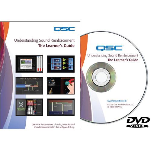 QSC Understanding Sound Reinforcement DVD