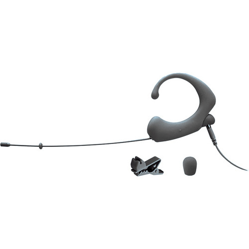 Que Audio DA12 Headworn Microphone (Black)