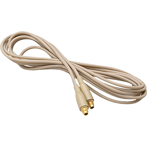 Que Audio Compact to Compact Cable (Beige)
