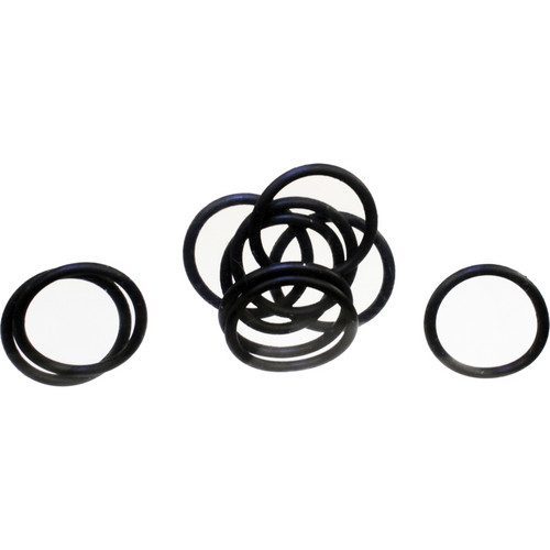 Que Audio QBA1 Replacement Bands for QSM1 Shockmount (10-Pack)