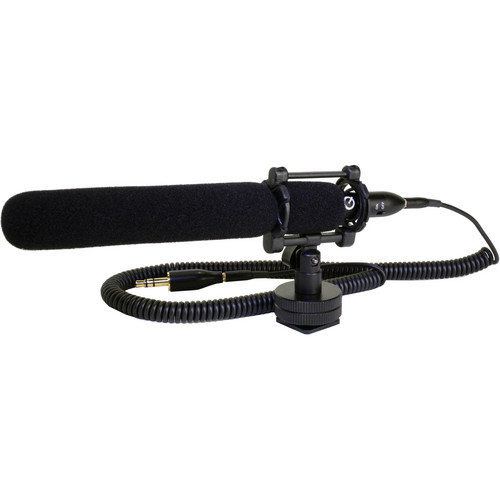 Que Audio Q DSLR-Video Microphone Kit Lite