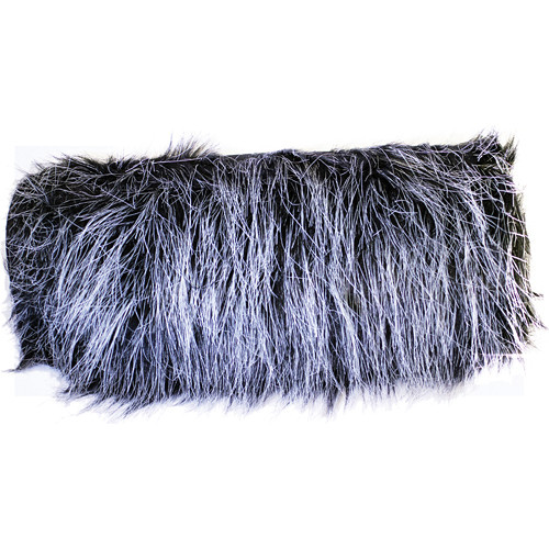 Que Audio QWJ2 Wombat Fluffy Wind Muff for Q210 Microphone