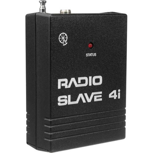 "Quantum Radio Slave 4i Remote ""D"" Frequency"