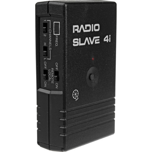 "Quantum Radio Slave 4i Sender ""D"" Frequency"