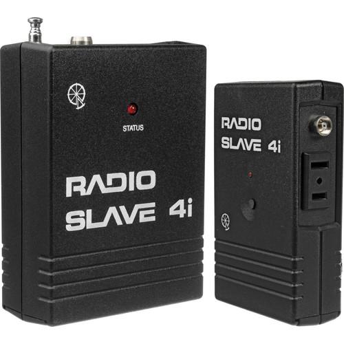 "Quantum Instruments Radio Slave 4i Set ""A"" Frequency"