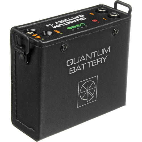 Quantum Instruments Battery 1+ with MKZ3 Connecting Cable Kit