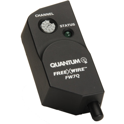 Quantum Instruments FreeXwire 7Q Compact Wireless Digital TTL Receiver