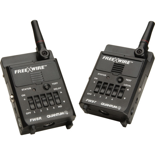 Quantum Instruments FreeXwire FW89 Digital Transmitter/Receiver Set