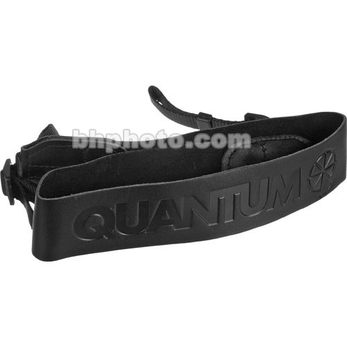 "Quantum QB60 Adjustable Leather Shoulder Strap (52"")"