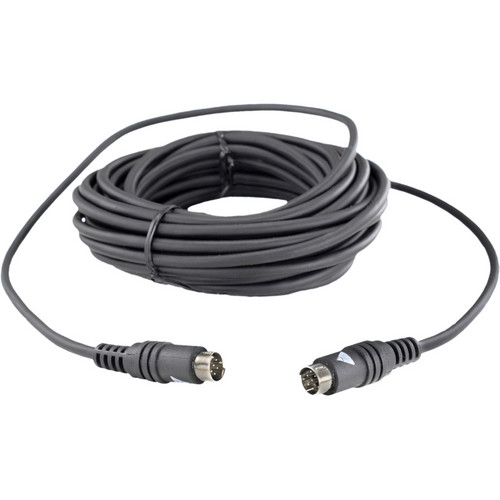 Quantum Instruments TTL Control Cable Male to Male - 20' - for Slaving Two Qflash Units Together