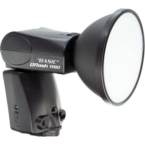 Quantum Instruments Qflash TRIO Basic Flash for Canon Cameras