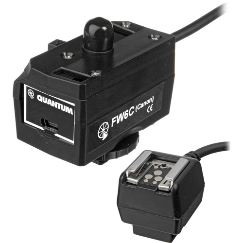 Quantum QLINK for Canon with Freewire Receiver Kit