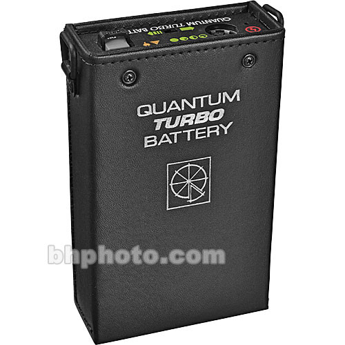 Quantum Instruments Turbo Battery with 120 / 240VAC Charger
