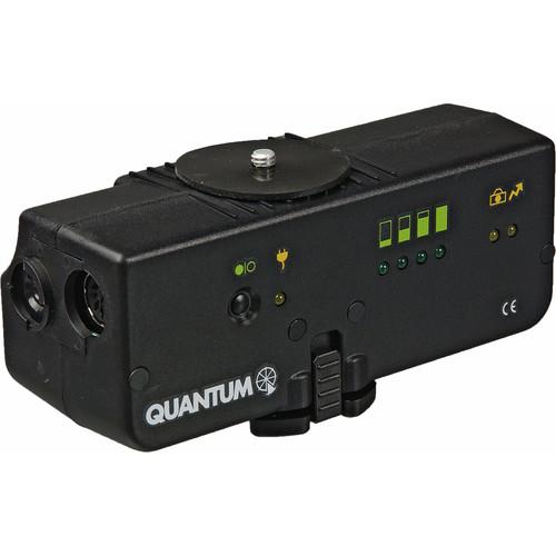 Quantum TAC Turbo AC Adaptor (120-240VAC)