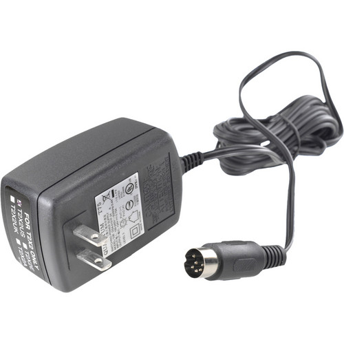 Quantum Instruments TRU Replacement 100-240V Charger with US / UK / Europe / Australia / New Zealand Plugs for Turbo 2 X 2 and Turbo 3 Batteries