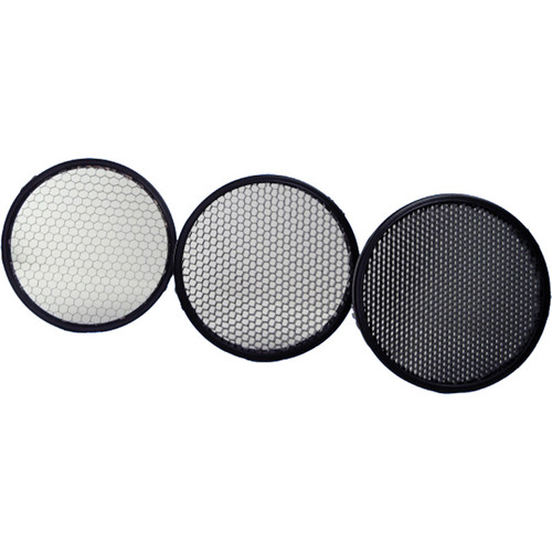 Quantum Instruments Clip-On Honeycomb Grid Set (10°, 20°, 30°)