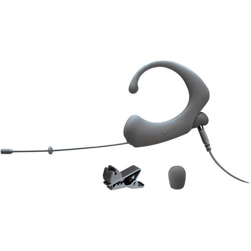 Que Audio DA12 Headworn Microphone (Petite Black)