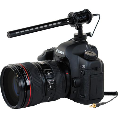 Que Audio DSLR-Video Pro Microphone Kit