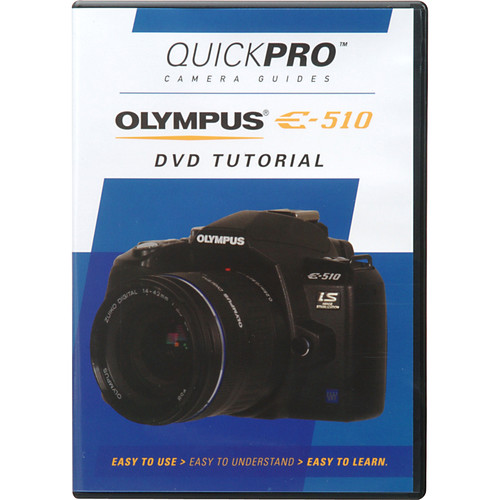 QuickPro DVD: Olympus E-510