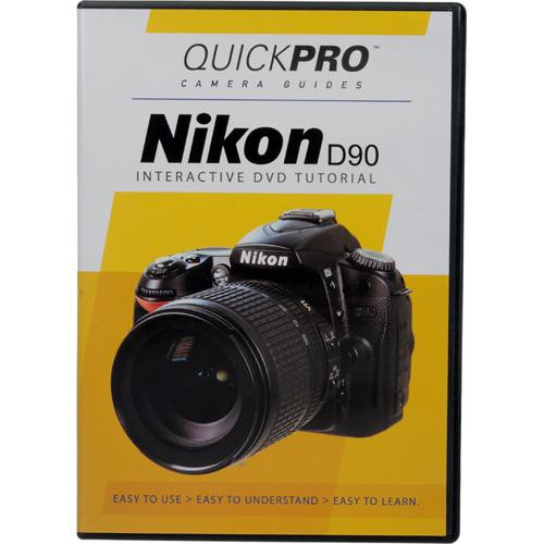 QuickPro DVD: Nikon D90 Tutorial