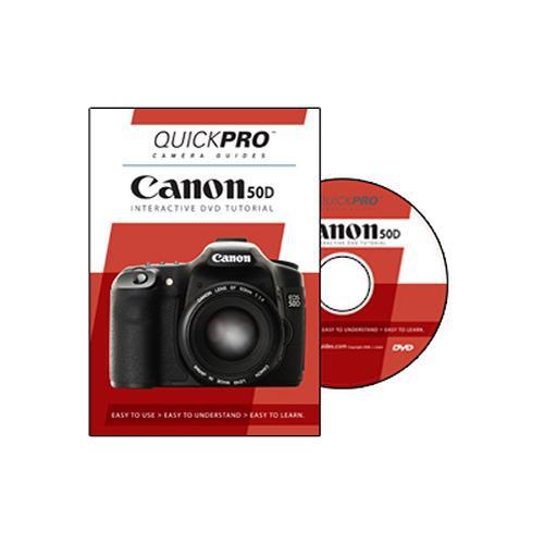 QuickPro DVD: Canon EOS 50D Tutorial