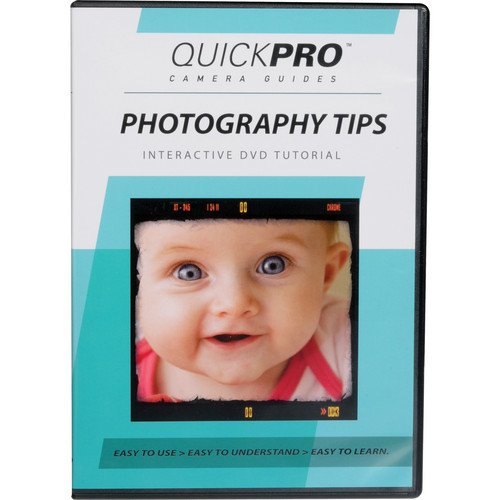 QuickPro Training DVD: Photography Tips