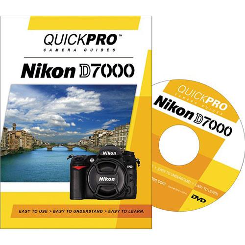 QuickPro Training DVD: Nikon D7000
