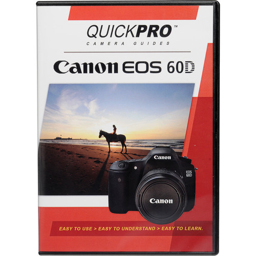 QuickPro DVD: Canon EOS 60D Digital SLR Camera