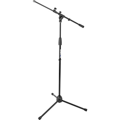 QuikLok A-346 Tripod-Style Mic Stand with Telescopic Boom