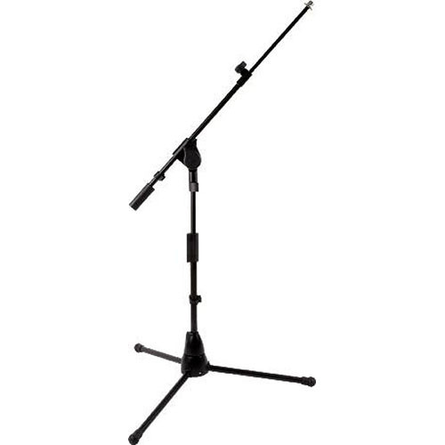 QuikLok A-506BK Short Professional Boom Stand with Telescopic Boom