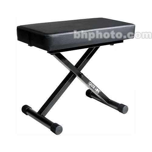 QuikLok BX-718 - Deluxe Collapsible Keyboard Bench