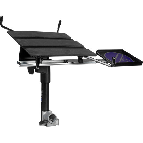 QuikLok LPH-X Add-On Laptop Holder for X-Series Keyboard Stands