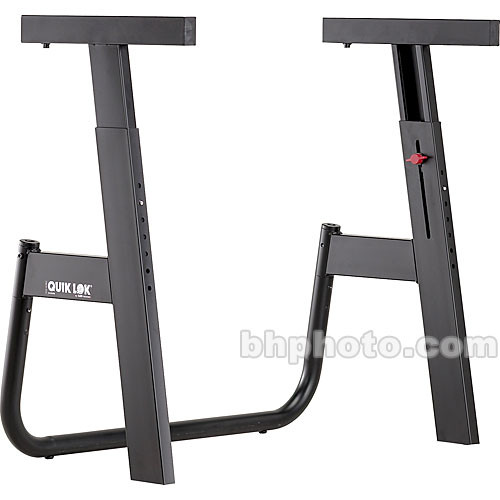 "QuikLok M-91 Single Tier ""The Monolith"" Keyboard Stand (Black)"