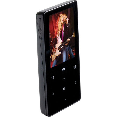 """RCA 4GB MP3 & Video Player with 2"""" Display"""