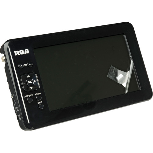 "RCA RTV86073 Portable 7"" Digital HDTV (Black)"