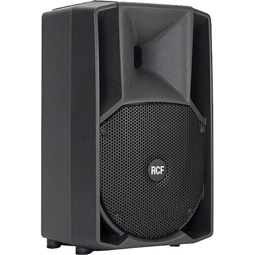 "RCF ART 710-A Powered 2-Way Speaker with 10"" Woofer & 1"" High-Frequency Driver"