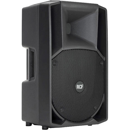 "RCF ART 712-A Powered 2-Way Speaker with 12"" Woofer & 1"" High-Frequency Driver"
