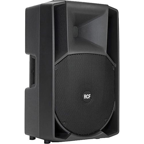 "RCF ART 725-A Powered 2-Way Speaker with 15"" Woofer & 2"" High-Frequency Driver"