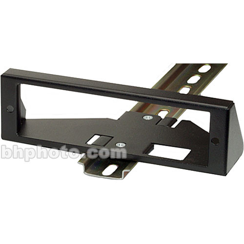 RDL DRA-35R - DIN Rail Mounting Adapter for RDL RACK-UP Modules