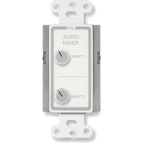 RDL D-RC2 Audio Mixing Remote Control (White)