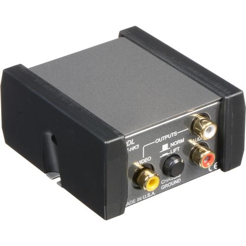 RDL EZ-HK3 Audio/Video Hum Killer