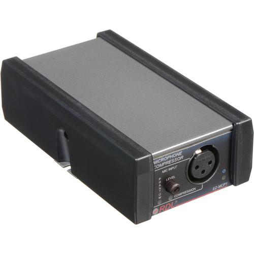 RDL EZ-MCP1 Microphone Compressor