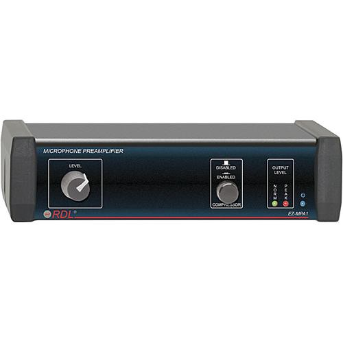 RDL EZ-MPA1 - Microphone Preamp