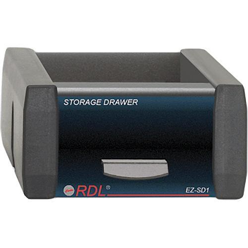 RDL EZ-SD1 - 1/6 Rack Width Storage Drawer